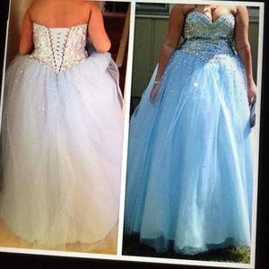 Dresses & Skirts - Cinderella Prom Dress